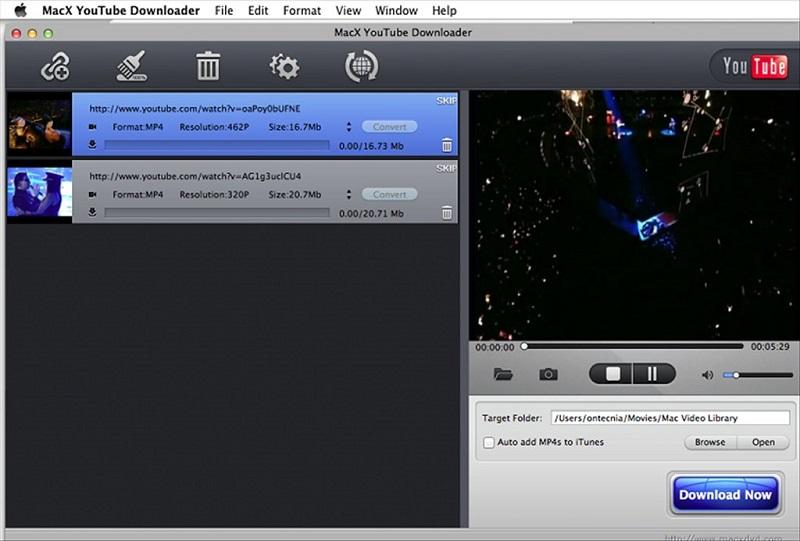 music downloader mac macx