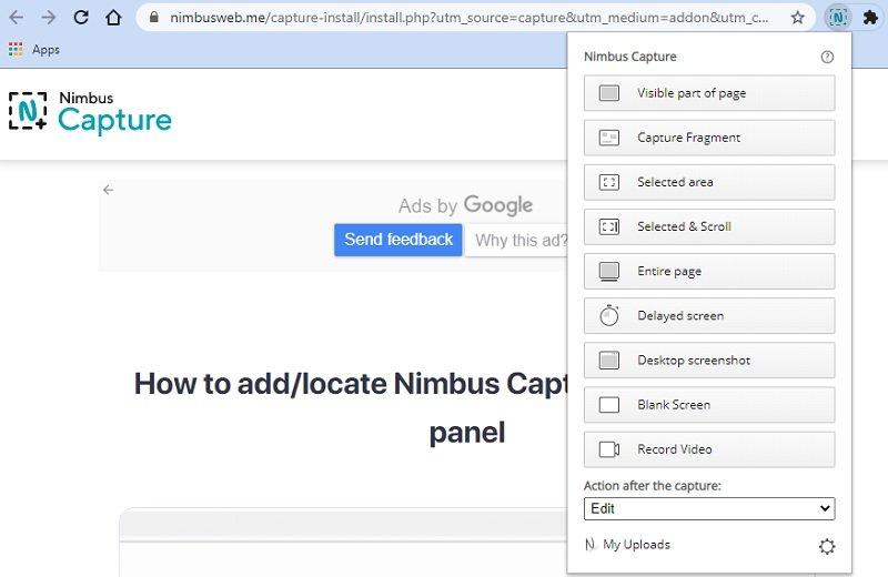 Nimbus Screencastify Alternative