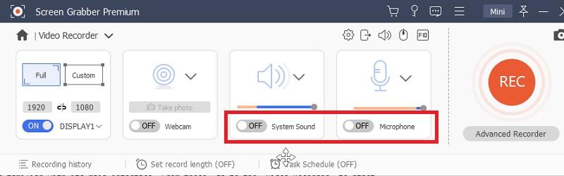 save youtube no audio sgp step2