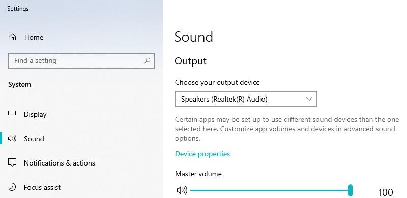 speaker plug in