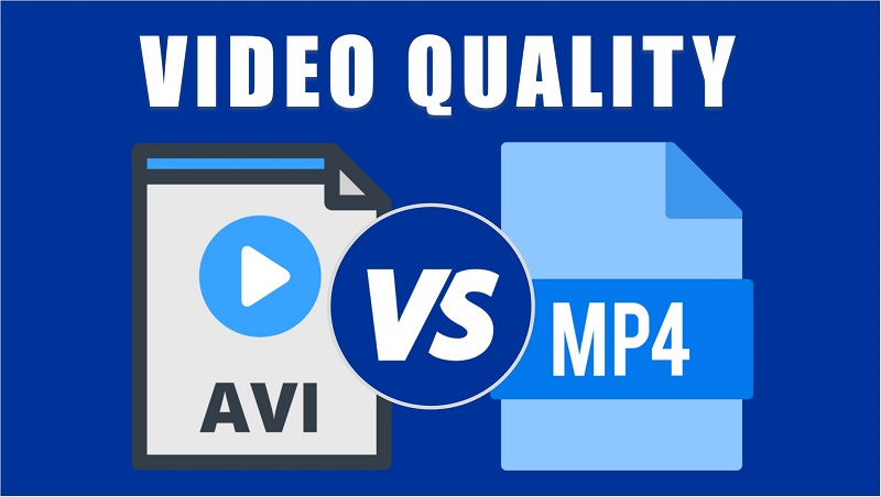 avi vs mp4 video quality