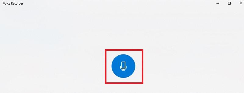record audio win10 windows