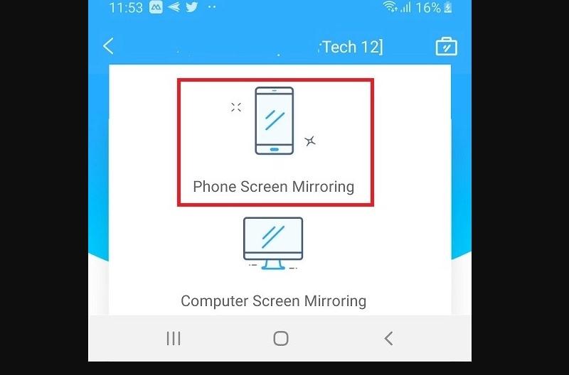 youtube funktioniert nicht Chromecast spiegel step2