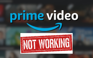How to Fix Amazon Prime Not Working on TV and Roku