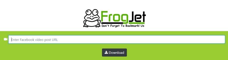 frog jet download