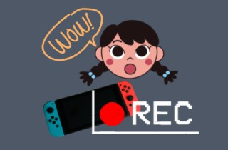 Easiest Way to Record Switch Gameplay