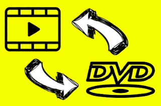 feature video to dvd