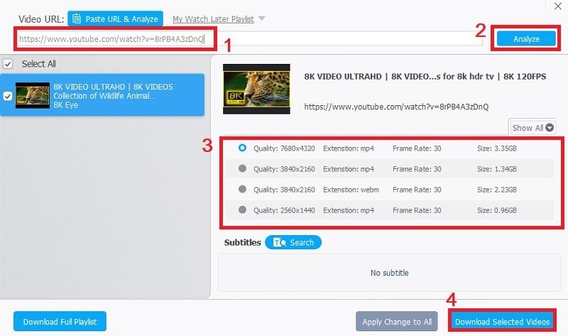 download 8k video winx step2
