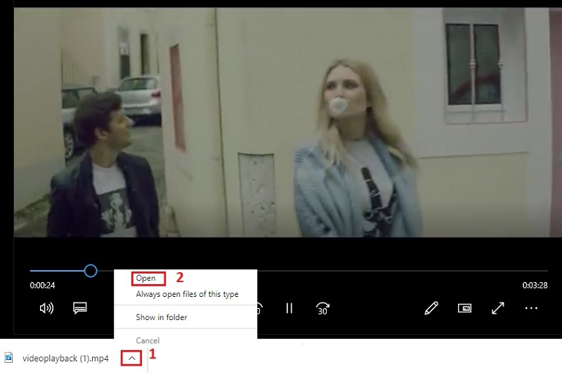 download blocked youtube video ovd step4