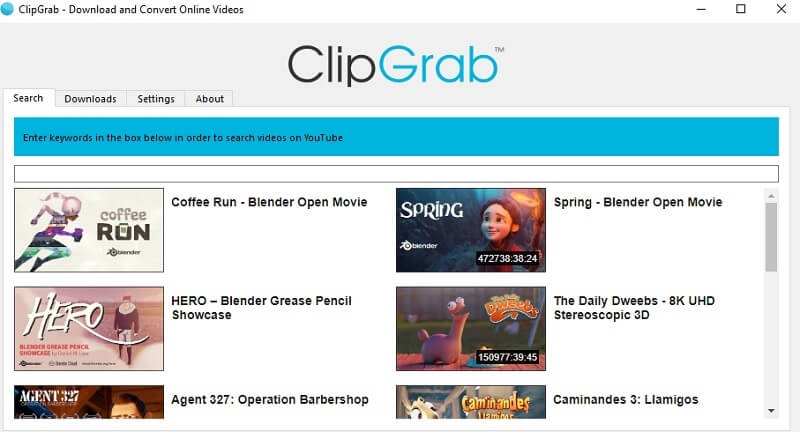 download youtube 720p clipgrab