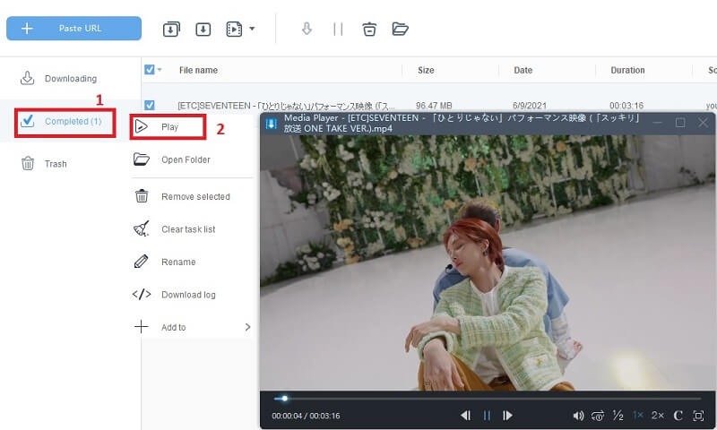 download youtube 720p vk step4