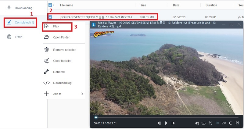 download youtube video to computer vk step4
