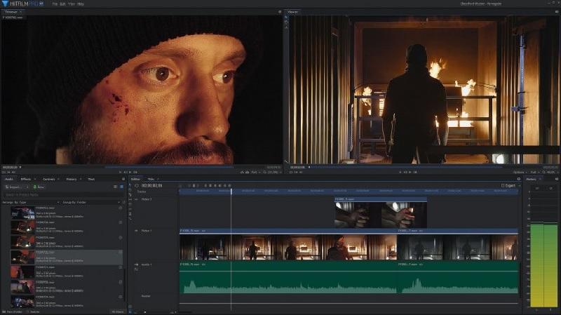 final cut pro alternative hitfilm