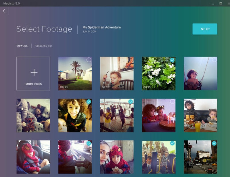 imovie for android magisto