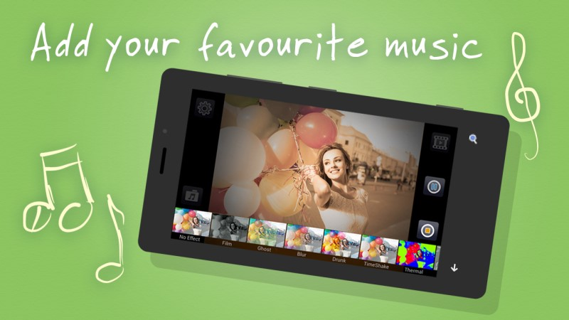imovie for android video fx