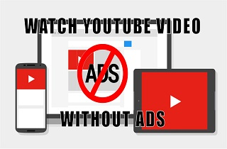 watch ad free youtube feature image