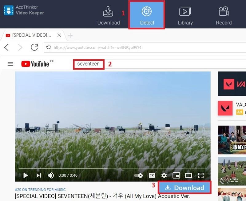 watch ad free youtube vk step3
