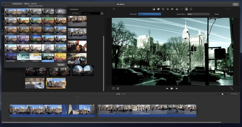 windows movie maker for mac imovie