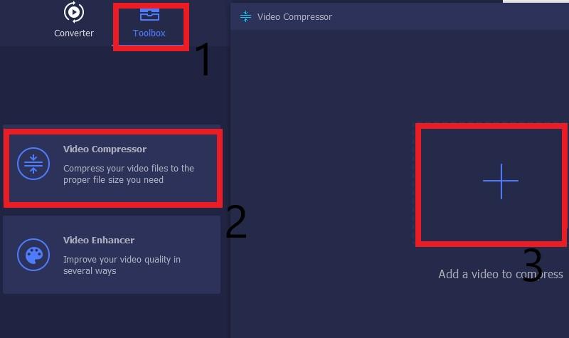 compress video for instagram vm import