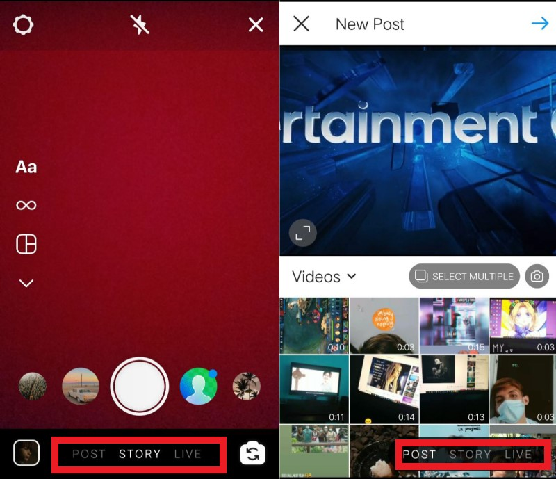 compress video for instagram vm play