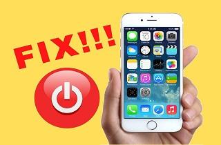 iPhone Struggle 101: Fix on Why Won't iPhone Turn Off