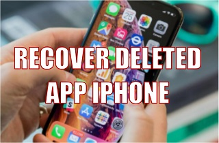 How to Restore Deleted Apps on iPhone | The Complete Guide