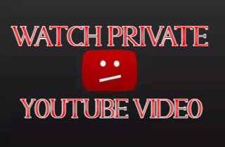 A Simple Guide on How to Watch Private Videos on YouTube