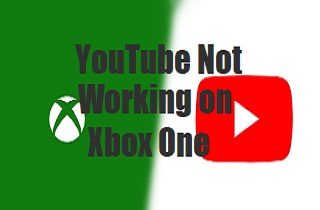 feature youtube not working on xbox one