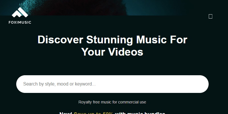 free music for youtube videos foximusic