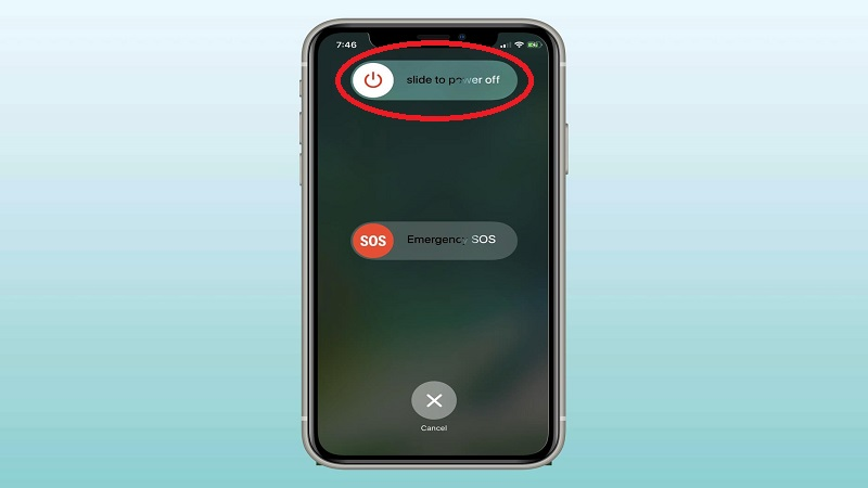 iphone dropping calls restart device