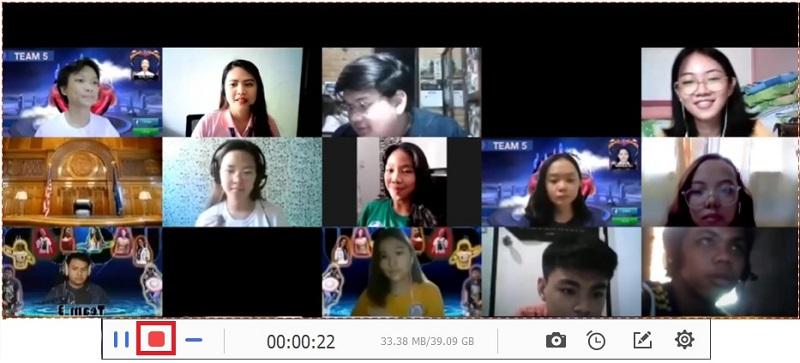record zoom meeting sgp step4
