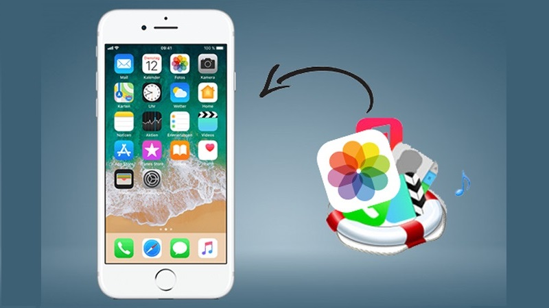 recover deleted app iPhone applications