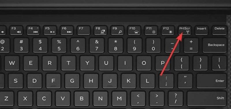 screenshot lenovo prntscrn key
