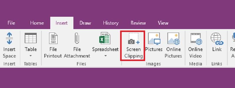 screenshot lenovo screen clipping
