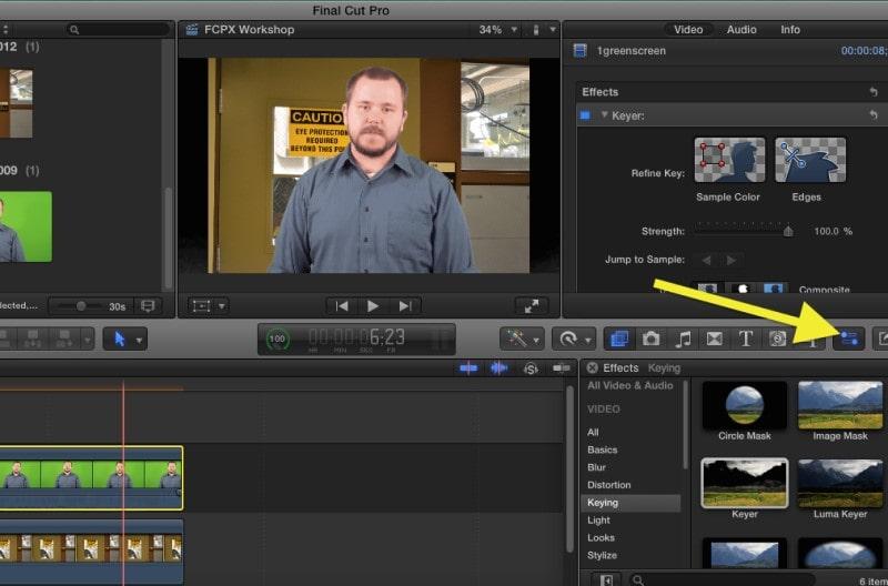 video background changer final cut pro min