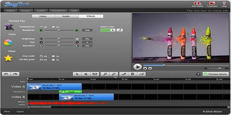 video editor chromebook jaycut