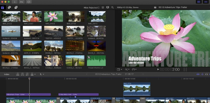 video editor for youtube