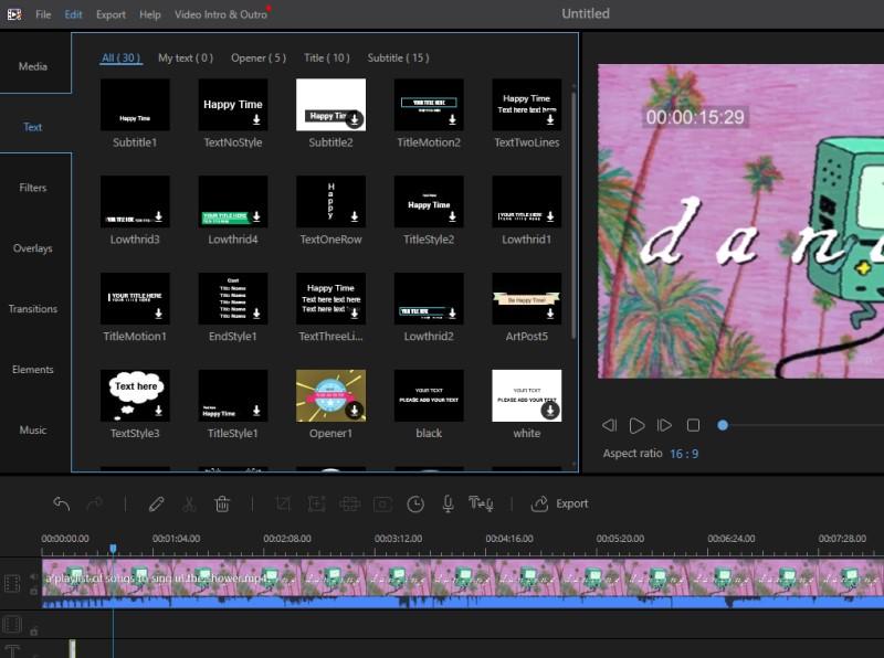 windows movie maker for mac ve step2