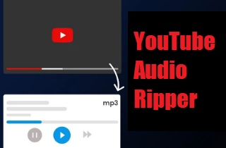 youtube audio ripper featured image