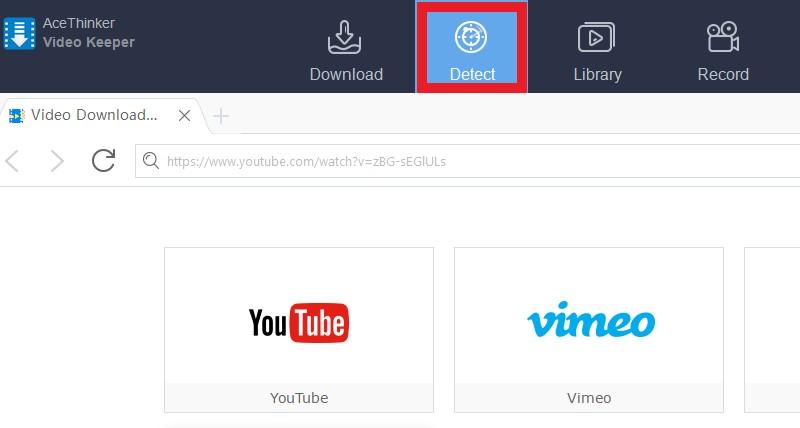 youtube recommendation broken ve detect