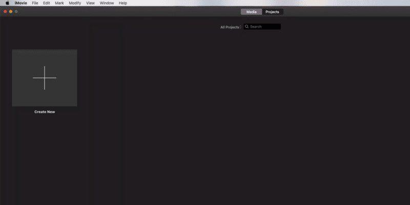 add watermark in imovie interface