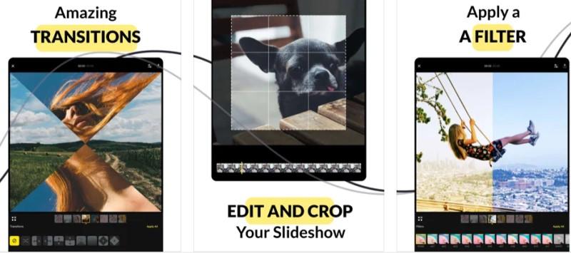 best free slideshow maker slidelab