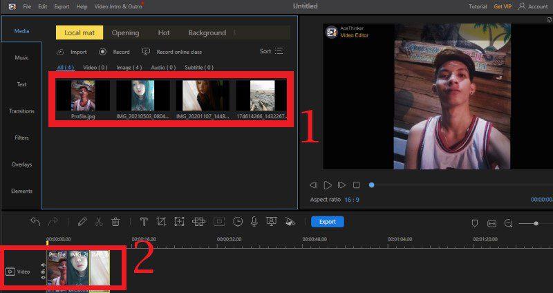 best free slideshow maker ve edit