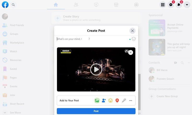 compress video for web online step3