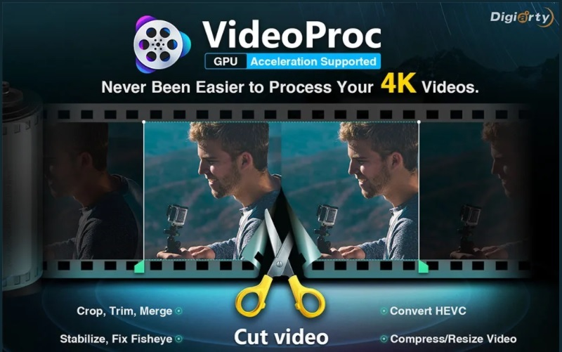 compress video for web videoproc