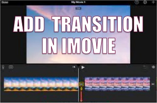 [Step-By-Step] How to Add Transitions in iMovie