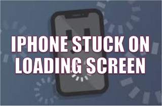 How to Fix iPhone Stuck on Black Loading Screen