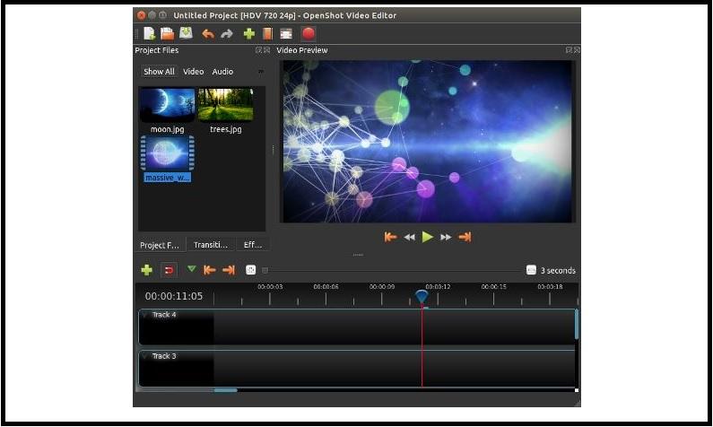 free mp4 editor openshot