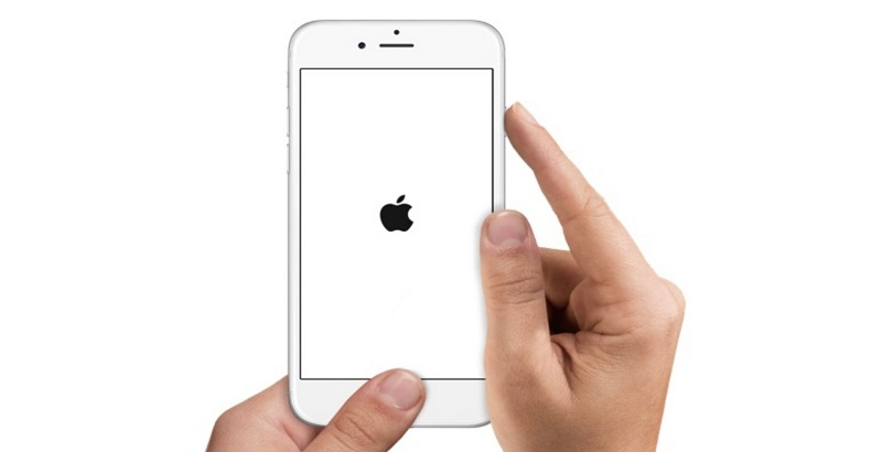 iphone keeps restart on hard reset
