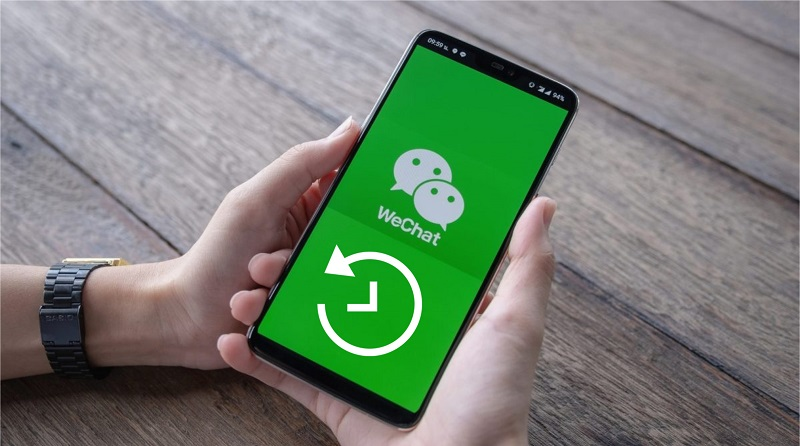 recover WeChat messages iPhone part1